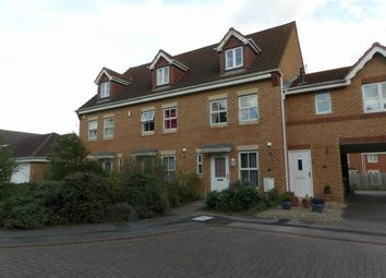 Thumbnail 3 bed terraced house for sale in Marshall Close, Thorpe Astley, Braunstone, Leicester