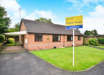 Thumbnail 2 bedroom bungalow for sale in Sherwood Grange, Mansfield, Nottinghamshire, .