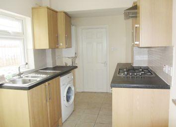 Thumbnail 2 bed terraced house to rent in Alexander Road, Aldershot