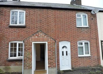 Thumbnail 1 bed terraced house to rent in West End Cottages, West Street, Fareham