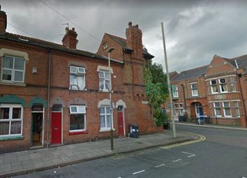 Thumbnail 3 bedroom terraced house for sale in Churchill Street, Leicester