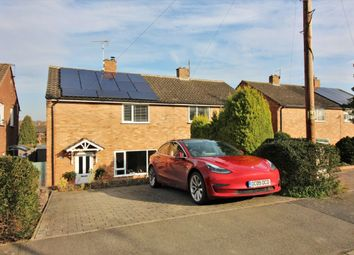 Thumbnail 3 bed semi-detached house for sale in Watling Road, Kenilworth