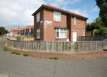 Thumbnail 2 bed flat for sale in Wasdale Road, Newcastle Upon Tyne