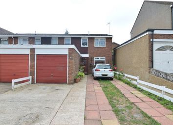Thumbnail 3 bedroom end terrace house for sale in Brookfield Lane, Cheshunt, Waltham Cross, Hertfordshire