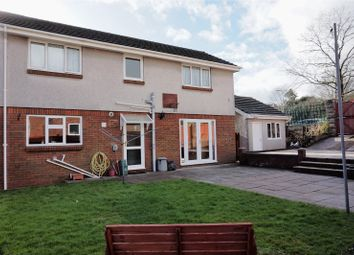 Thumbnail 4 bed detached house for sale in Heol Gerrig, Treboeth