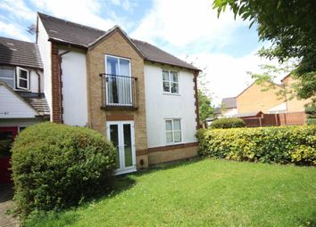Thumbnail 1 bedroom flat for sale in May Close, Gorsehill, Swindon