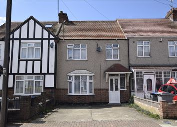 Thumbnail 4 bedroom terraced house for sale in Greenway, Kenton, Middlesex