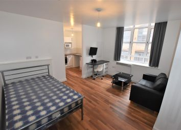 Thumbnail Studio to rent in Clyde Court, Erskine Street, Leicester