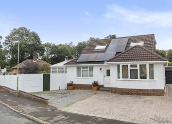 Thumbnail 5 bed detached bungalow for sale in Woodvale, Fareham, Hampshire
