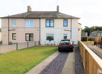 Thumbnail 2 bed flat for sale in Jackson Avenue, Grangemouth