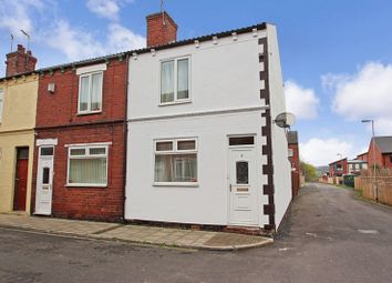 Thumbnail 2 bedroom end terrace house for sale in Albany Place, South Elmsall, Pontefract