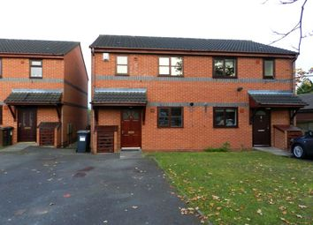 Thumbnail 2 bed semi-detached house to rent in Tamar Drive, Castle Bromwich, Birmingham