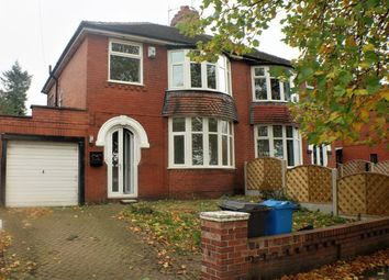 Thumbnail 3 bed semi-detached house to rent in Broadway, Oldham