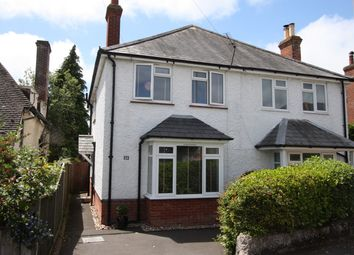 Thumbnail 3 bed semi-detached house for sale in Southern Road, Lymington