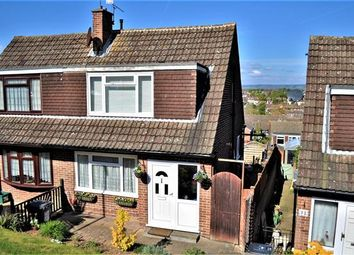 Thumbnail 3 bed semi-detached house for sale in Primrose Drive, Ditton, Aylesford