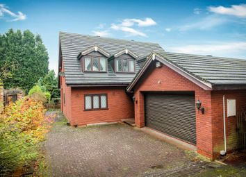 Thumbnail 3 bedroom detached house for sale in The Avenue, Penn, Wolverhampton