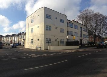 Thumbnail 2 bedroom flat to rent in Ashley Road, Parkstone, Poole, Dorset