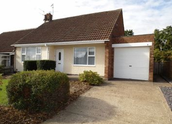 Thumbnail 2 bed bungalow to rent in Crawhall Crescent, Morpeth