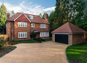 Thumbnail 5 bed detached house for sale in Sandlewood Grange, Egmont Park Road, Walton On The Hill, Tadworth, Surrey