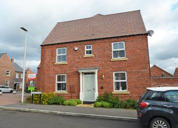 Thumbnail 3 bed semi-detached house for sale in Betony Road, Coton Park, Rugby