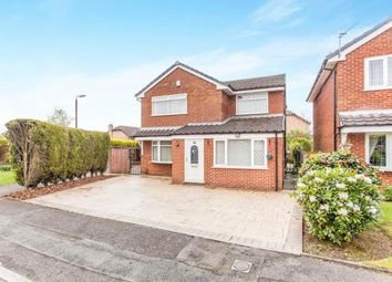Thumbnail 4 bed detached house for sale in Daisy Hall Drive, Westhoughton, Bolton, Greater Manchester