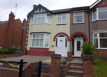 Thumbnail 3 bed end terrace house for sale in Tennyson Road, Wyken, Coventry, West Midlands