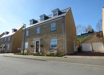 Thumbnail 5 bed detached house for sale in Hogshaw Drive, Buxton, Derbyshire