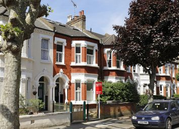 Thumbnail 3 bed flat for sale in Geraldine Road, Wandsworth