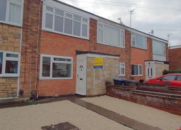 Thumbnail 2 bed terraced house for sale in Telford Way, Leicester, Leicestesrhire