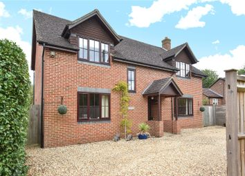 Thumbnail 4 bed detached house for sale in Manor Road, Twyford, Winchester, Hampshire