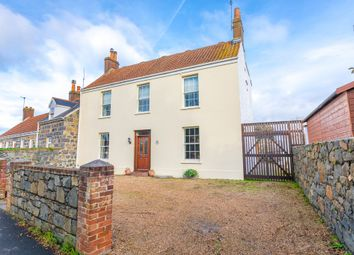 Thumbnail 4 bed semi-detached house for sale in La Ramee, St. Peter Port, Guernsey