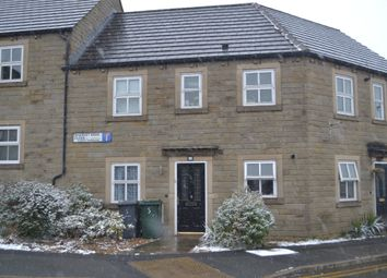 Thumbnail 2 bed flat for sale in Sharket Head Close, Queensbury, Bradford