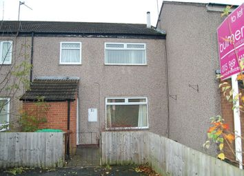 Thumbnail 3 bed terraced house to rent in Fleming Gardens, Clifton, Nottingham