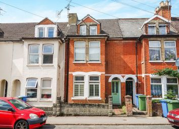 Thumbnail 4 bed terraced house for sale in York Road, Aldershot