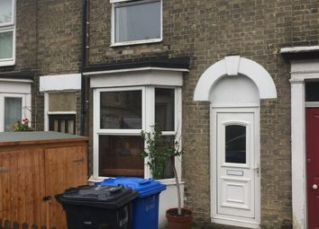 Thumbnail 2 bed terraced house to rent in Edinburgh Road, Norwich