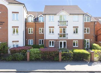 Thumbnail 1 bedroom flat for sale in Myddleton Court, Clydesdale Road, Hornchurch