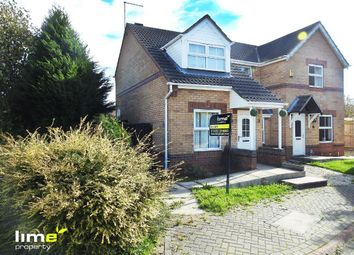 Thumbnail 3 bed semi-detached house to rent in Bowmont Way, Kingswood, Hull, East Yorkshire