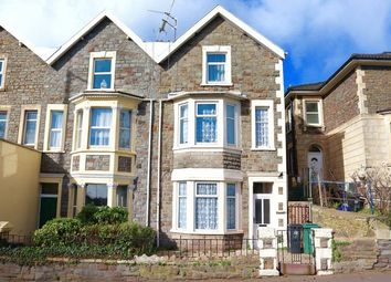 Thumbnail 4 bed terraced house for sale in Fishponds Road, Upper-Eastville, Bristol