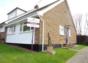 Thumbnail 2 bedroom semi-detached bungalow for sale in Underhill, Stowmarket