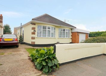 Thumbnail 3 bed detached bungalow for sale in Shipwrights Drive, Thundersley, Essex