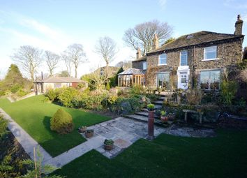 Thumbnail 6 bed detached house for sale in The Knowle, Shepley, Huddersfield, West Yorkshire