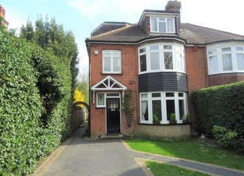Thumbnail 5 bed semi-detached house to rent in Drapers Road, Enfield