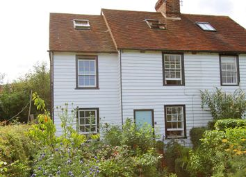 Thumbnail 4 bed cottage for sale in Lidwells Lane, Goudhurst, Cranbrook