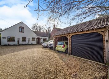 Thumbnail 4 bed detached house for sale in Gayton Road, Bawsey, King's Lynn