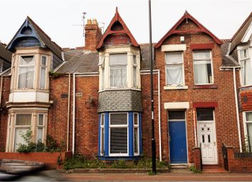 Thumbnail 4 bedroom terraced house for sale in Eden Vale, Sunderland