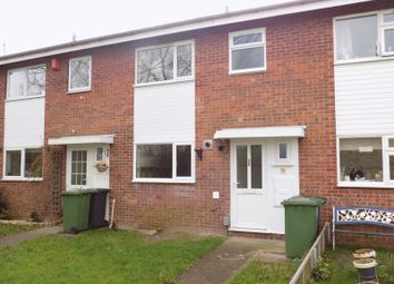 Thumbnail 3 bed terraced house to rent in Hewett Close, Gorleston, Great Yarmouth