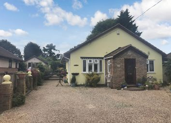 Thumbnail 3 bed detached bungalow for sale in New House Avenue, Wickford