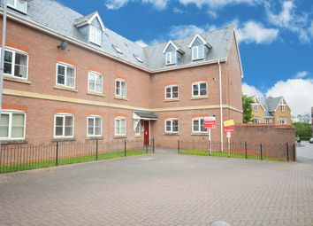Thumbnail 2 bed flat for sale in Rumbush Lane, Dickens Heath, Shirley, Solihull