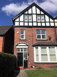 Thumbnail 5 bedroom semi-detached house to rent in Clairville Road, Middlesbrough