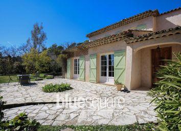 Thumbnail 4 bed property for sale in Tourrettes-Sur-Loup, Alpes-Maritimes, 06140, France